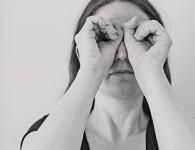 Susi Krautgartner #66 of 109 self-portrait after Melissa Shook